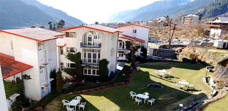 Garden Resorts in Kullu Manali