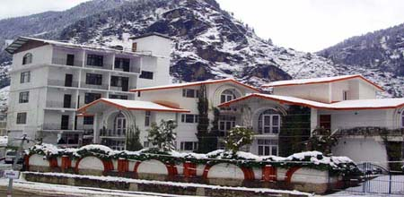 Best Resorts of Manali India