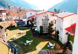 Resorts of Manali
