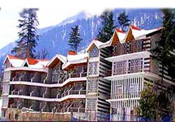 Resorts at Manali
