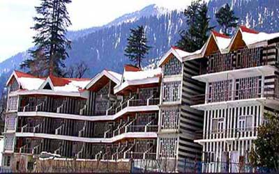 Hotels Resorts in Manali