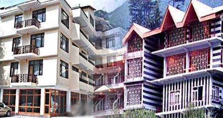 Famous Hotels in Manali India