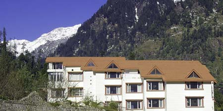 Star Hotels in Manali