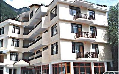 Hotels at Manali