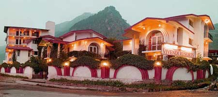 Hotels of Manali on Mall Road