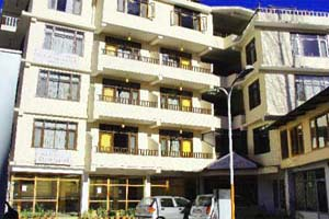 Hotels in Kullu Manali India