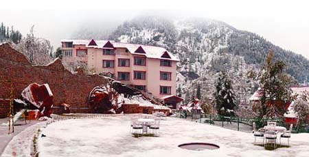 Resorts in Shimla Manali