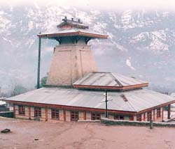 Nice Places in Manali India