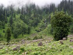 Weather of Manali