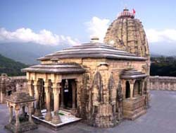 Old Shiv Temple