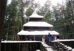 Places of Manali