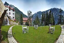 Cottages of Manali