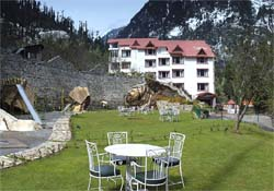 Resorts in Manali Himachal India