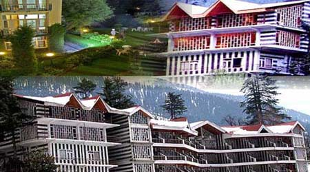 Three Star Hotels Resorts at Manali