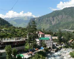 Sightseeing in Manali