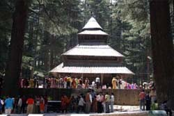 Temples in Manali