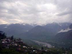Nice Weather in Manali Himachal